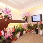 一樓櫃台接待區|新竹愛生美皮膚科醫學美容診所